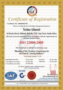 Techno-Alimenti-ISO22000-2005-Certificate